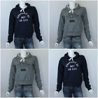ABERCROMBIE & FITCH WOMEN'S GRAPHIC HOODIES NEW SIZES XS , S