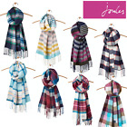 Joules Bracken Soft Handle Scarf (X)