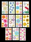 U CHOOSE Sandylion Essentials FLOWERS Stickers Floral Garden Gardening Spring