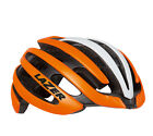 Lazer Z1 Road Cycling Bicycling Racing Adult Unisex Bike Helmet ORANGE/WHITE