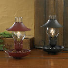 new design of living room - Park Designs Chamberstick Lamp with Shade 9