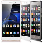 "5.5"" Cheap Unlocked Android 5.1 Dual SIM Quad Core Smartphone 3G GSM Cell Phone"