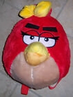 Angry Birds Stuffed Character - Pajama Bag /  Backpack  Brand New With Tags