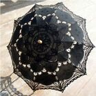 Wedding Lace Umbrella Embroidered Parasol Bridal Umbrella Party Decor Photo Show