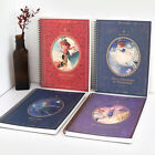 Classic Story Spring Line Notebook Study Scrapbook Planner Memo Paper Notepad