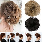 New Style Wave Curly Bun Curly Scrunchie On Updo Cover Fake Hair Extensions FK5