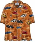 Mustang Boss 302 Camp Shirt - Last Ones - High Quality & Free USA Shipping!