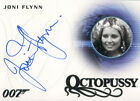 James Bond Archives 2015 Autograph Card A264 Joni Flynn as Octopussy Girl