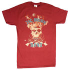 FEA Zac Brown Band Skull Collage T-shirt