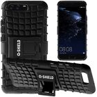 G-Shield® Shockproof Heavy Duty Hard Armour Stand Case Cover For Huawei P10 Plus