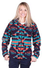 Внешний вид -  Ladies Modesto Looped Wool / Fleece Native American Cinchback Jacket Made USA