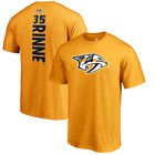 Pekka Rinne Nashville Predators Fanatics Branded Backer T-Shirt - Gold on eBay