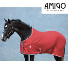 Horseware Amigo Stable Sheet - Red/white/green/black - Free UK Delivery