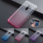 For Samsung S9/S9+, Ombre Gradually 4 Corners Shockproof Soft Rubber Cover Case