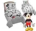 mickey mouse clubhouse christmas full episodes - MICKEY MOUSE Bedding TWIN or FULL Size ~ Comforter+Pillow Sham+Sheets+24