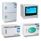 Towel Warmer UV Sterilizer Heat Cabinet Beauty Facial Salon Spa Home Size Opt