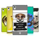 HEAD CASE DESIGNS FUNNY ANIMALS SOFT GEL CASE FOR SONY PHONES 2