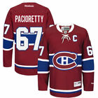Max Pacioretty Montreal Canadiens Reebok Premier Player Home Jersey Red