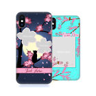 CUSTOM CUSTOMISED PERSONALISED DREAMY BLOSSOMS BACK CASE FOR APPLE iPHONE PHONES