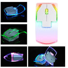 2.4GHz Colorful LED Wireless Optical Mouse Mice + USB Receiver for PC Laptop MAC