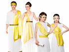 Greek Goddess Roman Family Fancy Dress Outfit Kids Adults Toga Party Dress Up