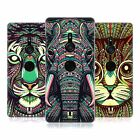 HEAD CASE DESIGNS AZTEC ANIMAL FACES 2 HARD BACK CASE FOR SONY PHONES 1