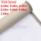 Внешний вид - Blank Canvas Roll Oil Painting Fine Linen Primed Coating For Artists Crafts 1m