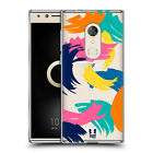 HEAD CASE DESIGNS ABSTRACT STROKES SOFT GEL CASE FOR ALCATEL PHONES