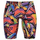 Zoggs Mens Toggs Wall Art Jammers Trunks Shorts Pattern Drawstring Elasticated