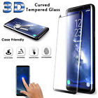 Samsung Galaxy S9/S9Plus Case Friendly 3D Curved Tempered Glass Screen Protector