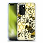 HEAD CASE DESIGNS INSECT PRINTS SOFT GEL CASE FOR HUAWEI PHONES