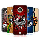 HEAD CASE DESIGNS MUSIC GENRE SOFT GEL CASE FOR MOTOROLA PHONES