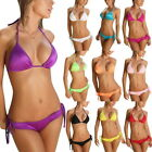 1x Womens Padded Push-up Bra Bikini Set Swimsuit Bathing Suit Swimwear Beachwear