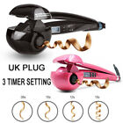 Auto Magic Electric Hair Curler Curling Iron Roller Tool Ceramic LCD Display HQ