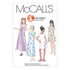 McCall's 6098 Sewing Pattern to MAKE Girls' Very Stylish Quick Easy Dresses