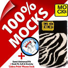 Mocks Zebra Mobile Phone MP3 Sock Case Cover Pouch Sleeve for iPhone 4S 5 5S SE