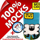 Mocks Sheep Mobile Phone MP3 Sock Case Cover Pouch Sleeve for iPhone 4S 5 5S SE gebraucht kaufen  Versand nach Germany