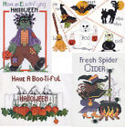 Counted Cross Stitch Kit  Candamar Halloween - You Choose - FREE USA Shipping