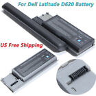For Dell Latitude D620 D630 D631 D640 TC030 JD610 451-10297 6/9 Cell Battery US.