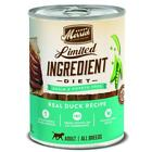 Merrick Limited Ingredient Diet Real Duck Recipe Canned Dog