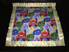 INSIDE OUT Movie  Personalized Fleece Security Blanket Joy Sadness Disguist Fear