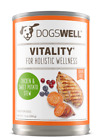 VITALITY Chicken and Sweet Potato Canned Dog Food