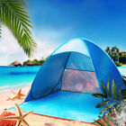 Fully Automatic Set-up Camping Beach Shade Tent Outdoor UV Protection 3 Person