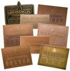 Star Trek Official Starship Dedication Plaque Collection Eaglemoss-Your Choice on eBay