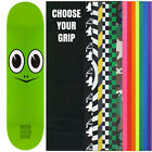 """Toy Machine Skateboard Deck TURTLE FACE 7.75"""" With Griptape"""