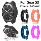 Silicone Slim Smart Watch Case Cover Protector For Samsung Gear S3 Frontier