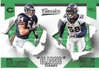 2018 Classics Football Classic Clashes Insert Singles - You Choose $0.99 USD on eBay