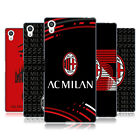 OFFICIAL AC MILAN 2018/19 CREST PATTERNS SOFT GEL CASE FOR SONY PHONES 2