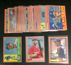 2017 Topps Archives Peach Parallel Singles - #'ed to /199 - You select