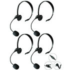 MaximalPower Headset Microphone w/ PTT & 2-Pin for MOTOROLA CP200 Two-Way Radios
